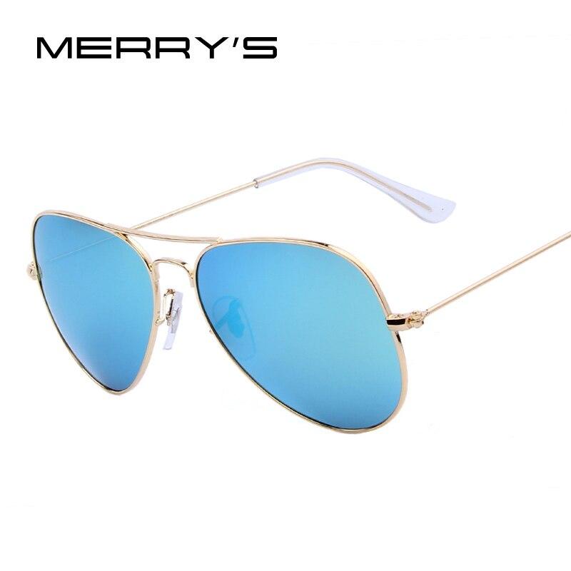abdae8a1814219 ⓪MERRY S Hommes Marque 100% Polarisées lunettes de Soleil De Luxe ...