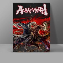 Asura VS Yasha Canvas Video Game Painting Wall Pictures Novelty Rare Art