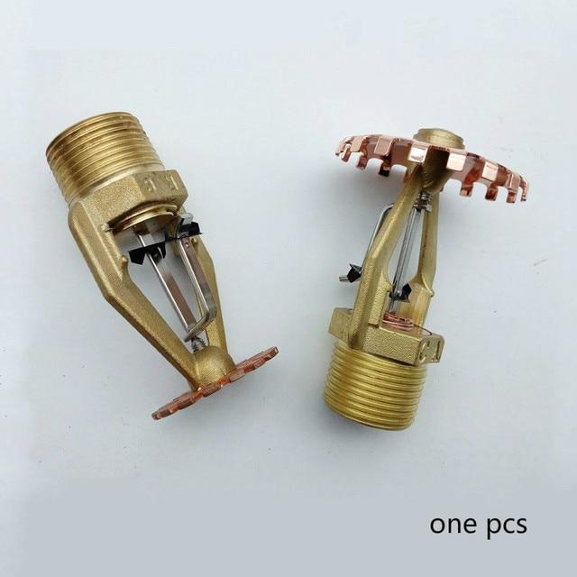 US $10 69 22% OFF|Fire sprinkler Head K=363 Upright & Pendent Sprinkler  Head DN25 Fusible alloy types of ESFR Fire Sprinkler Fire sprinkler  system-in