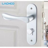 Sand White Aluminum Alloy Large Locks Space Aluminum Hand Lock the Bedroom Door Lock DL16003