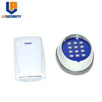 LPSECURITY Door Lock Access Control Wireless Keypad password switch kit for CAME FAAC BFT gate door MOTOR access control