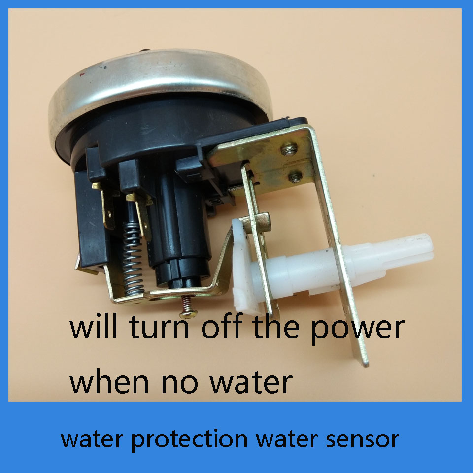 water protection water sensor for co2 laser engraving and cutting machine laser cooling fan for laser cutting and engraving machine