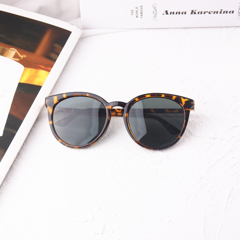 glasses Wrapped ladies sunglasses Glasses of many colors can be selected B6601-1-B6601-4