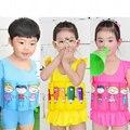 One Piece Child Baby Bikini Children Bathing Suits Girl Swimsuit For Girls Kids Girl Swimming Suit Float Maillot De Bain Enfant