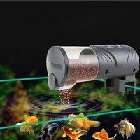 Авто Еда с таймером, для кормления диспенсер практические регулируемый выход автоматический податчик для рыбы аквариум автоматическая кор...