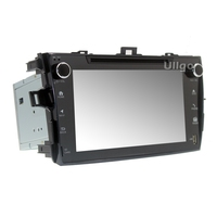 Octa Core Android 8.1 Car DVD GPS for Toyota Corolla 2006 2011 Car Head Unit with BT Radio Wifi Mirror link