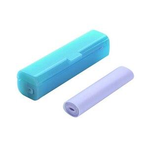 Image 2 - נוח למשוך סוג מפתח טבעת יד לשטוף נייר סבון אנטיבקטריאלי אנטי וירוס פתיתי נסיעות נייד ריחני פרוס אמבט סבון
