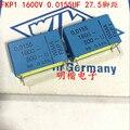 2019 горячая распродажа 10 шт/20 штук Германия конденсатор WIMA FKP1 1600V 0,0155 мкФ 1550PF P: 27,5 мм аудио конденсатор, бесплатная доставка