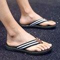 4 Colours Beach Sandals Men Shoes Summer Slippers Flip Flops Men Sandals Big Size 45 Sandalias Hombre