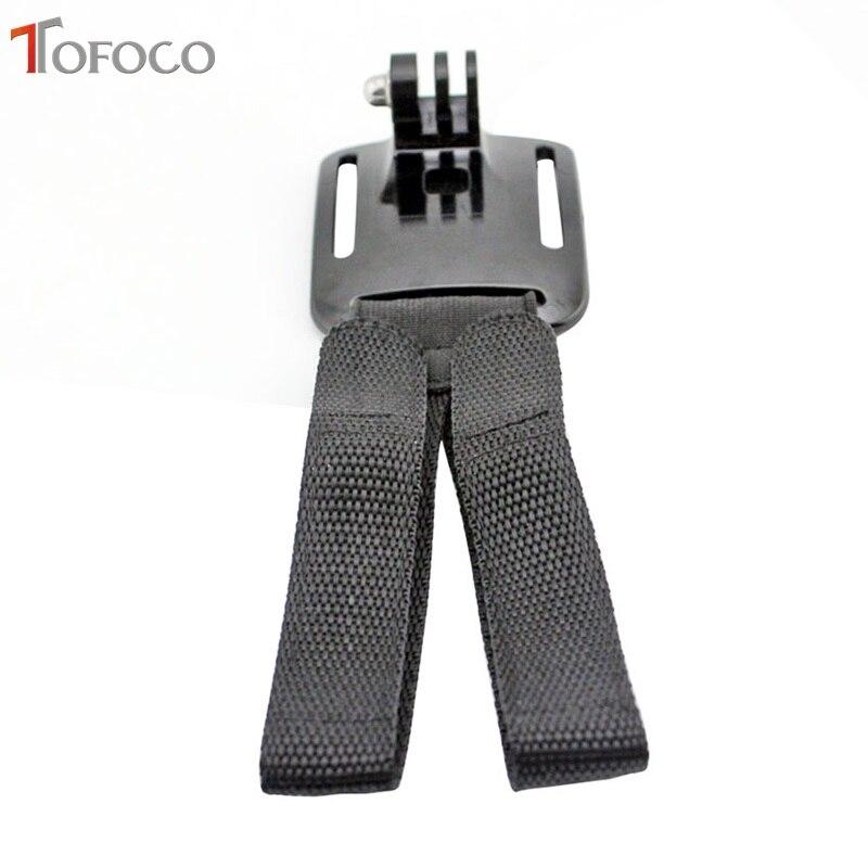 TOFOCO For Gopro Helmet Head Strap Cinturón Cámara Cámara Fija - Cámara y foto - foto 4