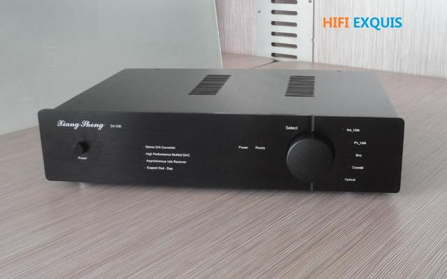 XiangSheng флагманский DAC-05B 2x AK4495SEQ или AK4497EQ XMOS XLR DSD трубка DAC HIFI EXQUIS Xu208 декодер звуковая карта DAC05B dac-05
