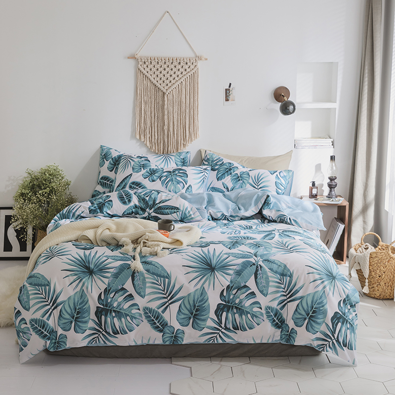 100%Cotton Soft fabric Cute Bedding set for kids children adults Twin Queen King size Bed set Duvet cover Bed sheet set linens50100%Cotton Soft fabric Cute Bedding set for kids children adults Twin Queen King size Bed set Duvet cover Bed sheet set linens50