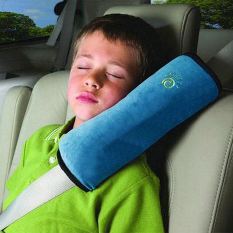 Kid Car Pillow Car Auto Seguridad del bebé Cinturón de seguridad - Accesorios de interior de coche - foto 2