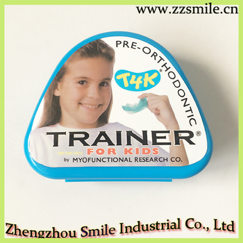 Dental MRC Original Pre Orthodontic Trainer for Kids T4K Soft Blue Color