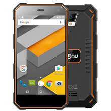Nomu S10 Android 6.0 Smartphone 5.0inch 4G 5000mAh Cellphone Built-in MTK6737 1.5GHz Quad Core 2G+16G Dustproof Mobile Phone