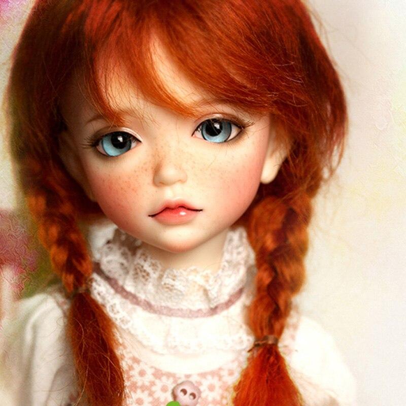 Muñeca BJD Rene Lonnie chico IP 1/4 juguetes bonitos de moda para niñas de juguete Mini muñecas articuladas muñeca Iplehouse-in Muñecas from Juguetes y pasatiempos    2
