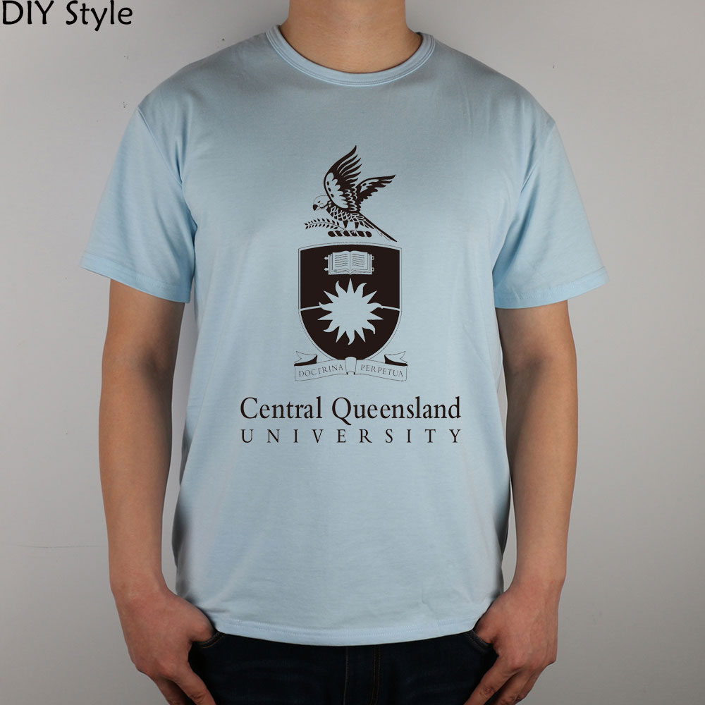 Canadian university elite queen canada t shirt cotton for Made in canada dress shirts