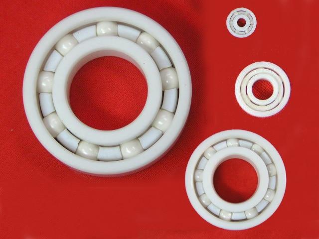 cost performance 623 Full Ceramic Bearing 3*10*4mm Zirconia ZrO2 ball bearing 17x47x14 full ceramic ball bearing 6303 bearing zirconia zro2