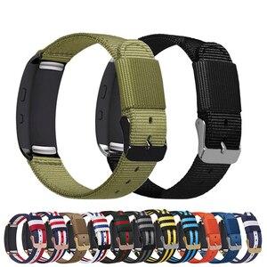 Nylon watch strap for Samsung