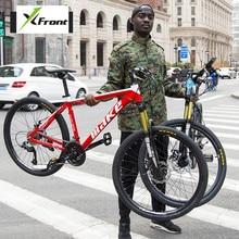 New Brand Mountain Bike Aluminum Alloy Frame 26 inch Wheel Dual Disc Brake Sports Downhill MTB Bicycle 27 Speed Bicicleta