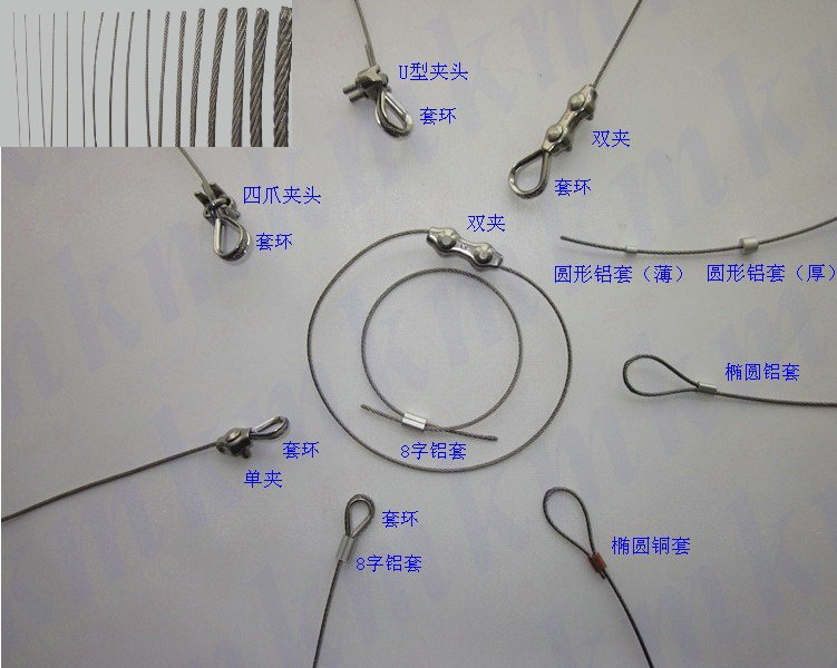 100mroll 304 Stainless Steel Wire Rope 7x7 Structure 20 Mm Diameter Cablein Tool Parts From Tools On Aliexpress Alibaba Group: Stainless Steel Wire Diagram At Executivepassage.co