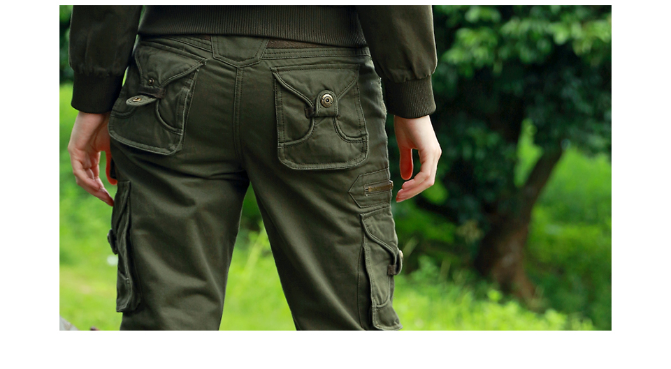Cargo Belt United Pants 11