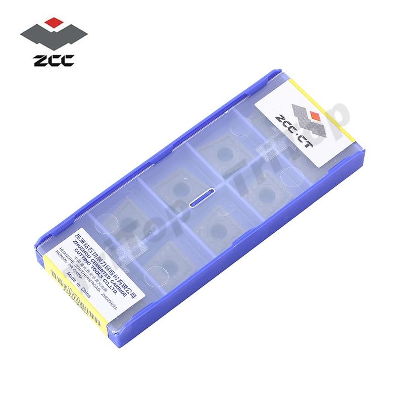 ZCC.CT YBC152 CNMG120408-PM per inserti di tornitura semifinitura in - Macchine utensili e accessori - Fotografia 5