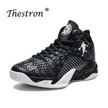 Original Mens Training Shoes Comfortable Basketball Couples Non-Slip Sneakers Boy Big Size Outdoor Men