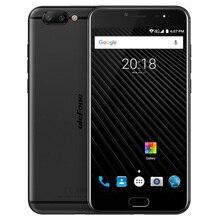 Ulefone T1 4G Smartphone 5.5 Pouce Helio P25 Octa Core 6 GB RAM 64 GB ROM 16MP + 5MP Double Caméras Type-C Avant Tactile Capteur téléphone