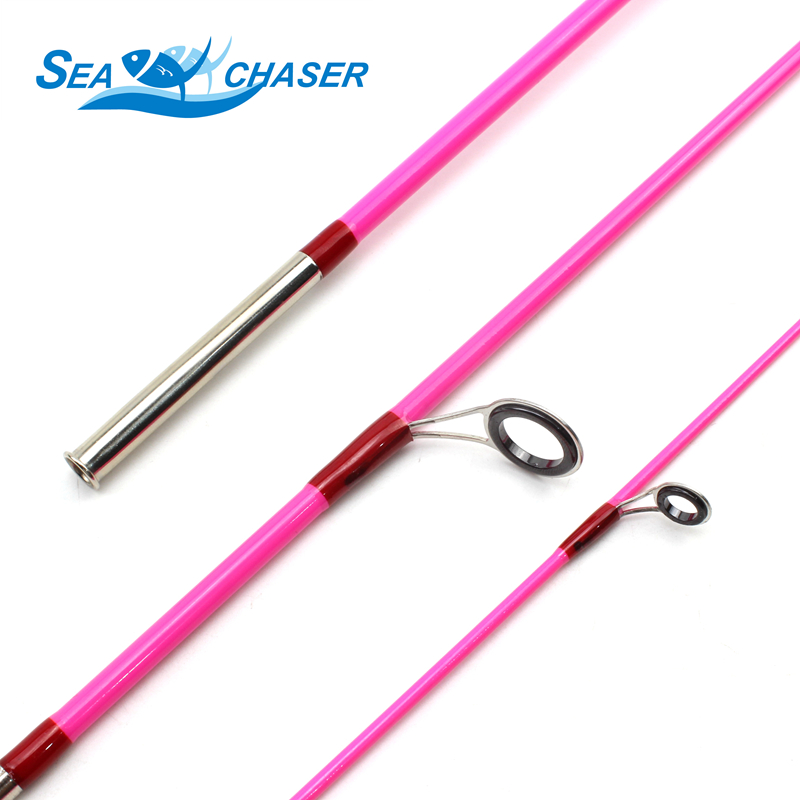 Children's Gifts MINI Color Spinning Rods 1.5M 3 Section Fishing Pole Lure Rod Lure Weight 5-15g M Power  Children Use Rod
