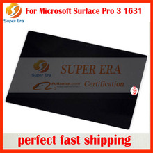 perfect LCD Screen Assembly For Microsoft Surface Pro 3 LCD Display Touch Screen Digitizer (1631) TOM12H20 V1.1 LTL120QL01