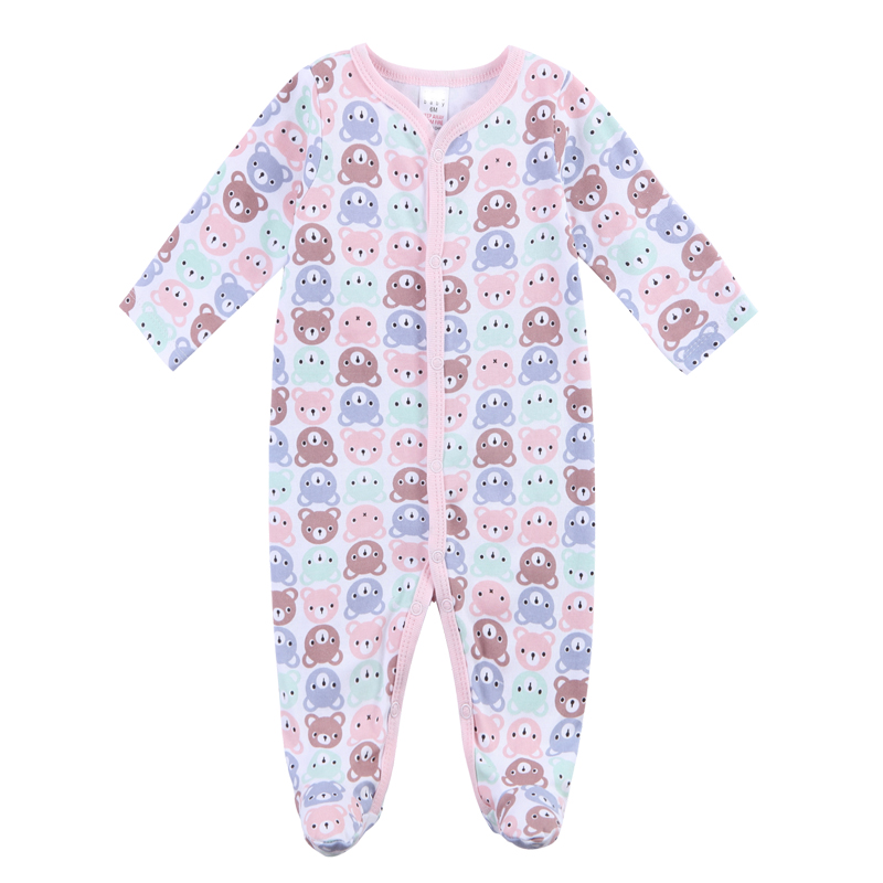 SexeMara Baby Rompers Ropa Bebe Cotton Newborn Babies Infantial 0-12 M Baby Girls Boy Clothes Jumpsuit Romper Baby Clothing 2016 bebe rompers ropa pink minnie hoodies newborn long romper baby girl clothing roupa infantil jumpsuit recem nascido