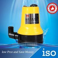 9.19 12V Micro Brushless DC Pump 65W Water Pump 3T/H Big Capacity Marine Submersible Pump