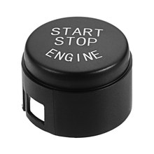 Car Start Stop Engine Button Switch Cover For BMW 5 6 7 F01 F02 F10 F11 F12 2009-2013 61319153832