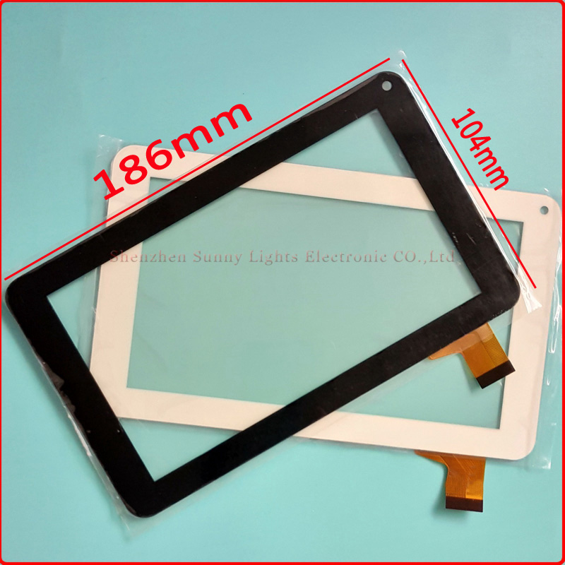 """New For 7"""" Inch Goclever INSIGNIA 700 PRO TI700PRO  186*104mm Tablet touch screen Panel Digitizer Glass Sensor Replacement tablet touch tablet touch screen screen panel - title="""