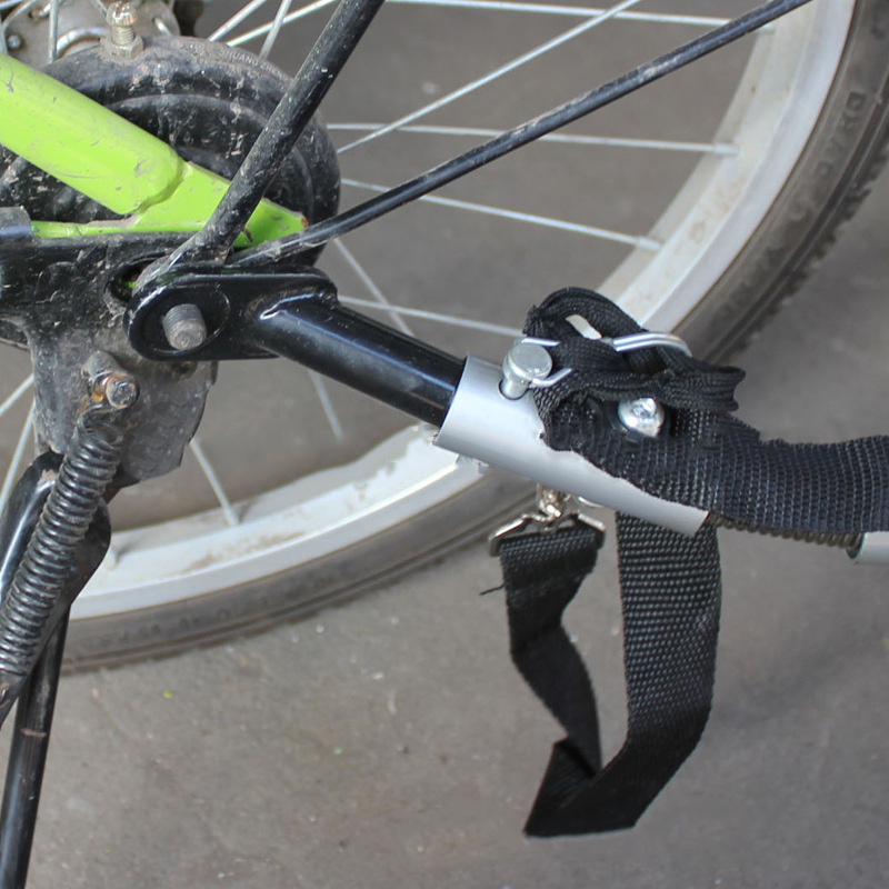 Bike Trailer Baby Pet Coupler Hitch Linker Connector Attachment Universa