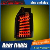 Car Styling LED Tail Lamp For VW Multivan T5 Tail Lights For Multivan T5 Rear Light