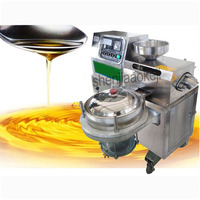 High Oil yield oil presser Commercial Oil Pressers Stainless Steel Peanuts oil pressing machine sesame