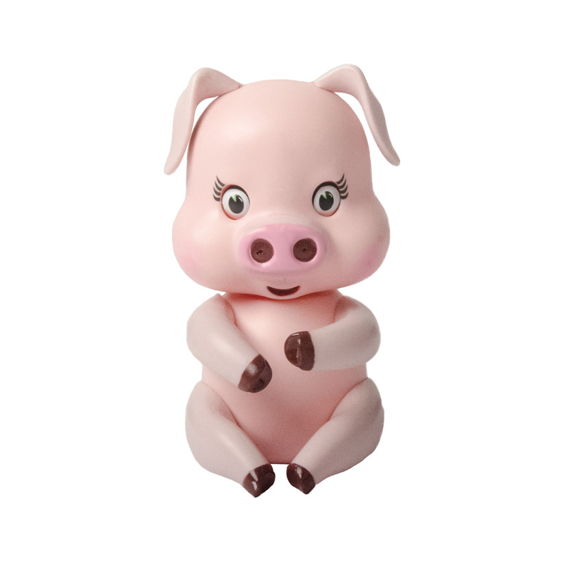 New Style High Quality Funny Fingerlings Interactive Finger Pig Smart Finger Llings Smart Induction Toy Kids Toys Birthday Gifts