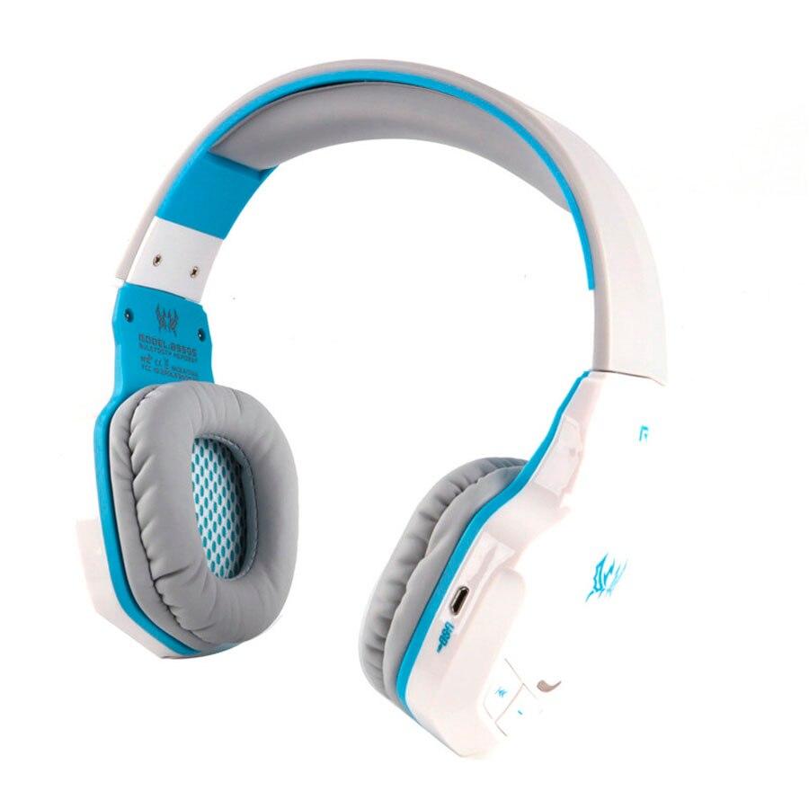 Wireless Bluetooth Headphone For iphone 6 6s Samsung S8 Smartphone KOTION EACH B3505 Gam ...