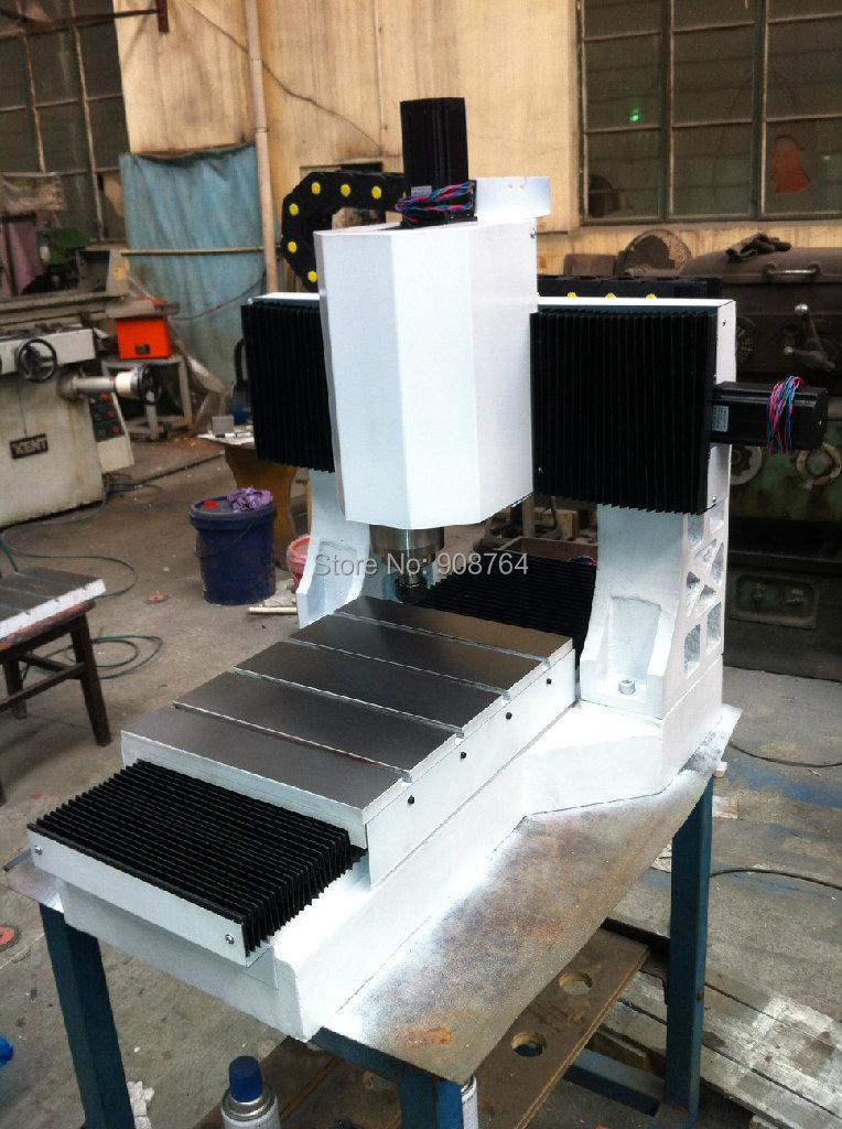 metal cnc milling machine