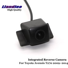 Liandlee For Toyota Avensis T270 2009~2014 Car Rear View Backup Parking Camera Rearview Reverse Camera / SONY CCD HD Integrated new high quality rear view backup camera parking assist camera for toyota 86790 42030 8679042030