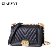 2019 Cow Leather Luxury Handbag Women Genuine Leather Should
