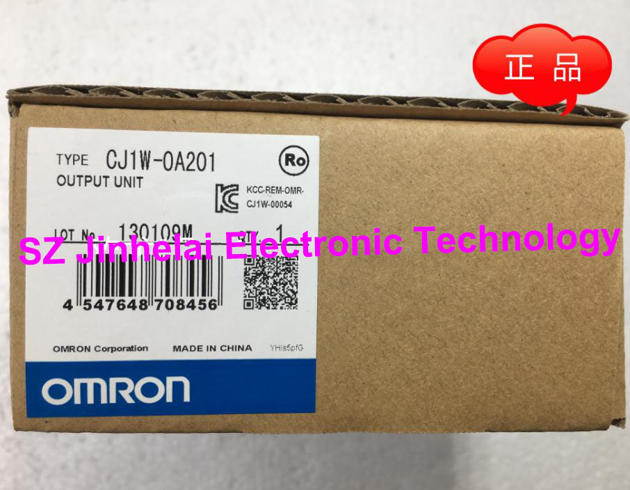все цены на  OMRON PLC Output unit  CJ1W-OA201 (CJ1W-0A201) New and original  онлайн