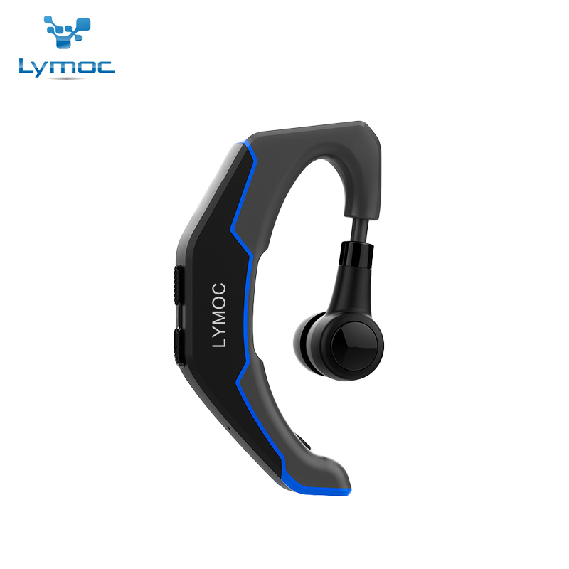 LYMOC Q3 Upgrade Bluetooth Headsets Car Sport Wireless Earphone HD MIC Handsfree Phone headphone Ride Motorcycle Bike for iPhone