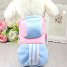 Cartoon Cheap Dog Clothes For Small Dogs Winter French Bulldog Jacket Costume Chihuahua Puppy Hoodies Pet