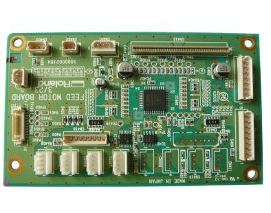 Feed Motor Board for Roland RS-640 generic roland rs 640 pf motor board printer parts