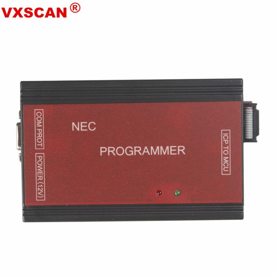 NEC программист Профессиональный Пробег программист ...