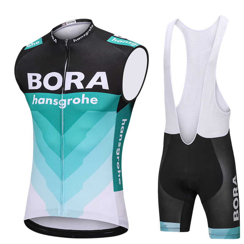 2018 pro Team Summer Sleeveless Cycling Vest Mountain Bike Jersey Ropa Ciclismo Hombre Maillot Ciclismo Racing Bicycle Clothing siilenyond farfax summer cycling clothing mountain bike jersey ropa ciclista hombre maillot ciclismo racing bicycle clothes set