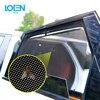 1 Piece Car Sunshade Windshield Automatic Telescopic Cutting Sunshade Side Window Awning Roller Telescopic Car Window Sunshade review